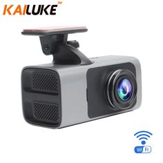 72.99$  Watch here - http://aliiaw.worldwells.pw/go.php?t=32701142629 - Car DVR Camera GPS Wifi DVRS Auto Recorder Video Monitor Dash Cam Black Box Camcorder Full HD 1080P Gesture & Voice Photography 72.99$