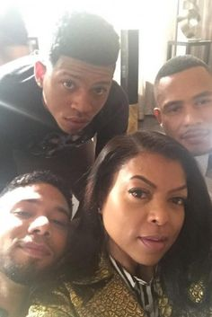 Empire cast hookup hakeem and jamal