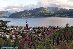 Volda, Norway.  I love this area