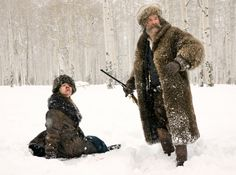 Tarantino's 'The Hateful Eight' Resurrects Nearly Obsolete Technology - The New York Times