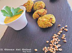 Ricetta facile e veloce di polpette alle verdure ideale per un antipasto a buffet o per un secondo piatto divertente