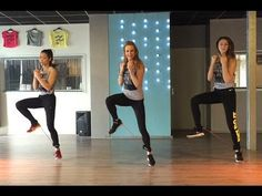 Worth it - Fifth Harmony - HipNThigh Fitness Workout Dance Choreo - Legs...