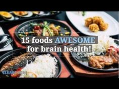 Try these brain foods to improve your cognition! Brain Food, Brain Health, Health Advice, Your Brain, Improve Yourself, Foods, Food Food