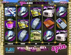 Play the Glam Life online video slots game for free at 1OnlineCasino.com