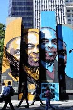 Gilberto Gil, brazilian artist portrait, quando parlo di quest'artista nessuna sa chi è... istituzione per me.