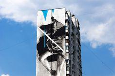 INO .. 'Instability' .. for Art United Us .. [Kiev, Ukraine 2016]