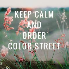 Don't worry Color Street has got you covered. www.DynamicMani.com