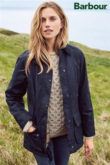 Barbour® Beadnell Wax Jacket (433566) | £200