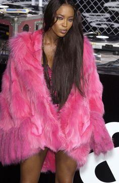 Naomi Campbell ...