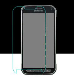 Samsung Galaxy S5 Active Tempered Glass Screen Protector - 5.95$