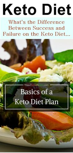 keto diet for beginners Difference Between Success and Failure on the Keto Diet. Diet Recipes, Healthy Recipes, Seafood Recipes, Fitness Motivation, Vitamins For Women, Success And Failure, Be Natural, Keto Diet For Beginners, Workout