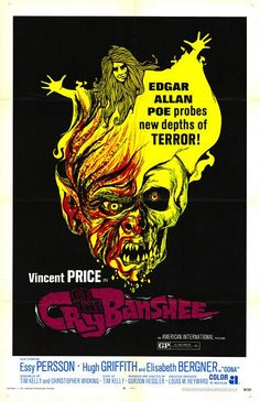 Cry of the Banshee (1970) Directed by Gordon Hessler