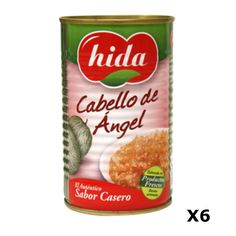 Bestelling zoete pompoen Hida Cabello Angel