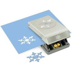 Large Punch - Vintage Snowflake, 2.5   Overstock.com Shopping - Big Discounts on EK Success Punches