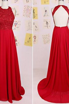 Real Photo Sexy Red Prom Dresses Backless Sparkly Sequin Imported Party Dress vestido de festa longo CS620