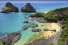 Eleição da Baía do Sancho, em Fernando de Noronha, foi feita pelo maior site de turismo do mundo e levou em conta avaliações de turistas