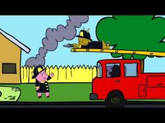 Cute fire safety video for toddlers.