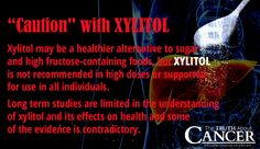 Caution-Xylitol-Sweetener