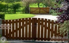 Ultra Modern and Stylish Gate Designs For Home Ideas & Latest New Wood Model Front Gate Collections Make Your Home Perfect, Most Unique Exterior Gate Design