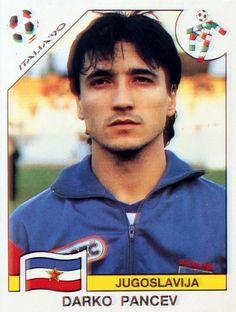 Darko Pančev - Yugoslavia