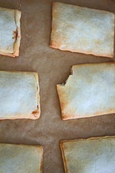 Corn-free, Gluten-Free Pop Tarts