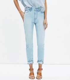 Madewell Perfect Summer Jean
