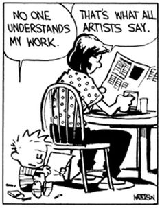 calvin and hobbes essays The 6-year-old and his stuffed tiger: understanding why bill watterson's calvin and hobbes continues to thrive whitney mitchell professor tara hargrove.
