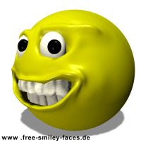 3D Smiley animiert lustige witzige funny animation