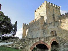 Resultado de imagem para castelo lisboa