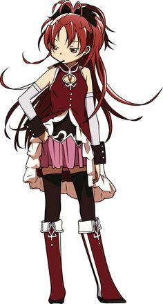 Madoka magica - Kyoko Sakura