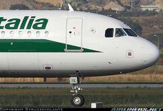Alitalia - Airbus A320-216 aircraft picture