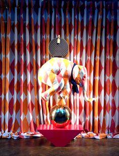 #yearofcolor elephant window