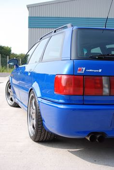 Oettinger Audi RS2