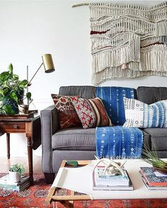 The Forest Fern, known for unique goods and exquisite handcrafted pieces, impressively has one woman working behind-the-scenes. Sara's creations include macrame wall hangings, custom plant hangers and various home goods....