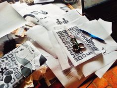 Al lavoro per una nuova nota di stile... Working on a new style note... http://www.bluepointfirenze.it/highlight…/note-di-stile.html #bluepointfirenze #bpf #italianissimi #jewels #fashionissimi #handmade #gioielloitaliano #notedistile #stylist