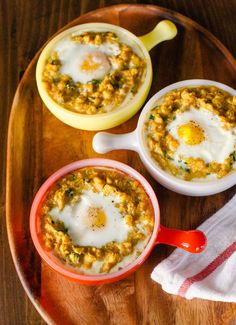Spiced Lentils with Egg: 20 Lentil Recipes for Easy Weeknight Meals — Recipes from The Kitchn Lentil Recipes, Egg Recipes, Dinner Recipes, Cooking Recipes, Lentil Meals, Pasta Recipes, Salad Recipes, Vegetarian Chicken, Vegetarian Recipes