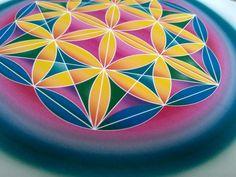 Sacred Geometry Soul Art Poster Print-Ancient Symbols-Secret | Etsy
