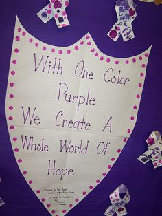 Paint Your Town Purple For Relay Life In Ripon Ca Work Stuff American Cancer Society Pinterest Painting And