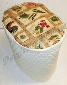 Check out this item in my Etsy shop https://www.etsy.com/listing/230383726/cream-quilted-farmers-market-cover-for