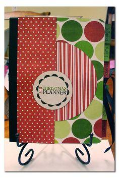 Christmas planner! Such a good idea