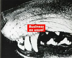 London's Skarstedt Gallery recently revisited the early works of the conceptual artist Barbara Kruger. The exhibition featured Kruger's seminal early works of the the characteristic l. Barbara Kruger, Photomontage, 19 Days Characters, The Wolf Among Us, Villainous Cartoon, By Any Means Necessary, Saatchi Gallery, And So It Begins, She Wolf