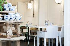 ATELIER RUE VERTE , le blog: Relooking réussi pour un restaurant chinois à Melbourne : le David's