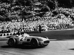1955 Fangio at Monaco