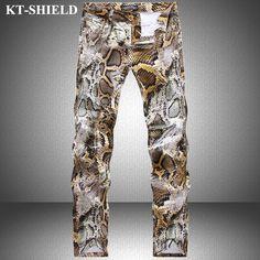 Skinny Jeans Jeans for Men Design Denim Trousers Casual