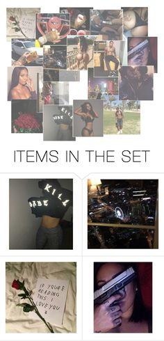 """""""— """" i'm tall, slim and i know how to stack my bread, instead of running you be throwing it back instead. """""""" by behumbl-e ❤ liked on Polyvore featuring art, modern and country"""