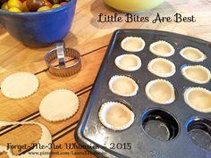 Little Bites Are Best~
