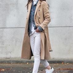 Layered up in #PremiumVintage. @modedamour wears the Crista Jacket. #modelcitizen