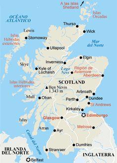 Viaje a Escocia en 11 días - Viajeros Callejeros