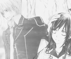 Zero Yuki And Zero, Matsuri Hino, Yuki Kuran, Best Love Stories, Vampire Knight, Me Me Me Anime, Otp, Supernatural, Manga