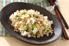 鶏ひき肉のユズコショウチャーハンのレシピ・作り方 - 簡単プロの料理レシピ | E・レシピ